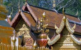 Chiang Mai - Templo Doi Suthep