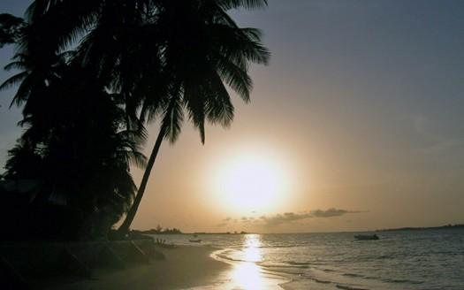 Senegal-puesta de sol