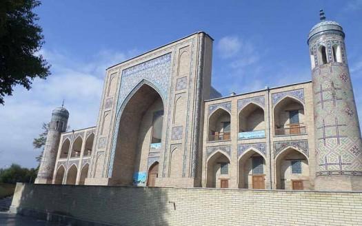 Madrasah Kukadash, Tashkent (Uzbekistán) - Bobyrr