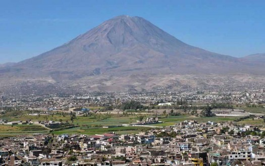 Arequipa, Perú - MapachitoMD