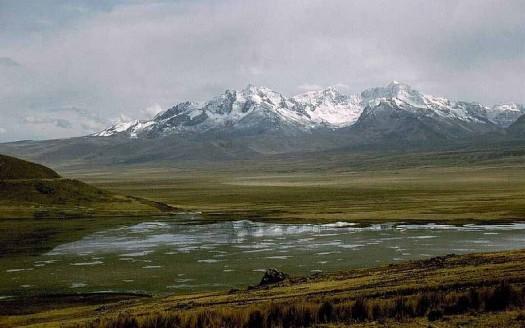 Laguna Conococha, Perú - Opuntia del Sur