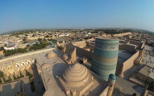 Khiva, Uzbekistán - w0zny