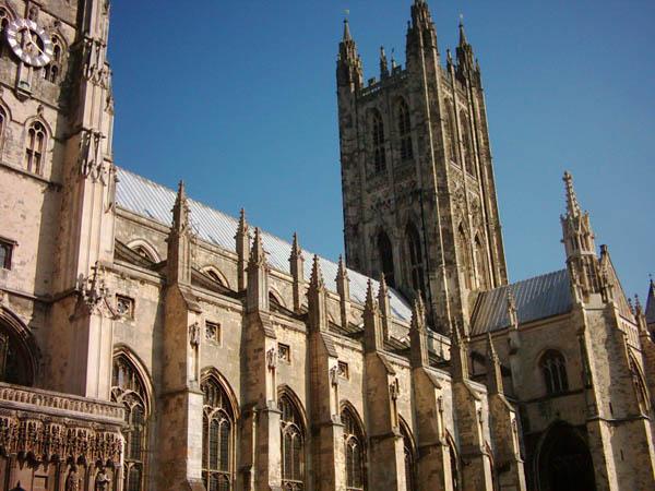 Catedral de Canterbury, Inglaterra | namasteviajes.com