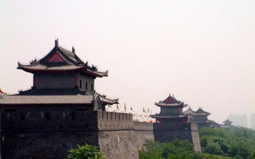Muralla de Xi'an - Jamguo
