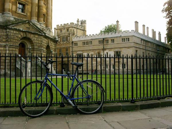 Oxford, Inglaterra | namasteviajes.com