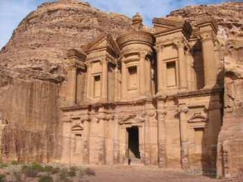 Petra, Jordania -  Gary Jones