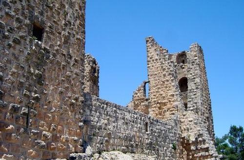 Castillo de Ajlun - Nick Fraser
