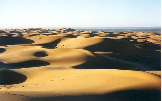 Dunas de Merzouga, Marruecos - Eduardo Manchon