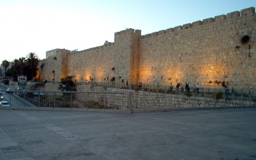 Muro de los Lamentos, Jerusalén (Israel) - EdoM
