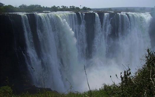 Cataratas Victoria, Zimbabwe - Katxijasotzaile