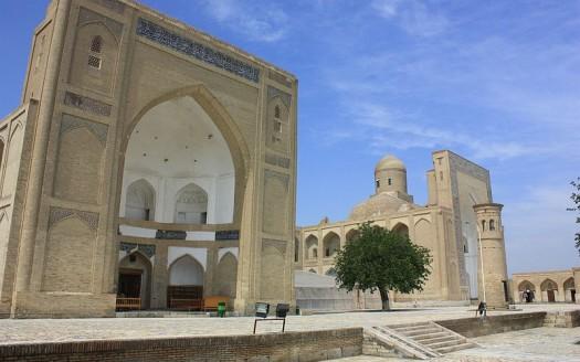 Necrópolis de Chor-Bakr, Bukhara (Uzbekistán) - RK