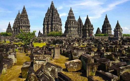 Templo de Parambanan, Yogyakarta (Indonesia) - Cmichel67