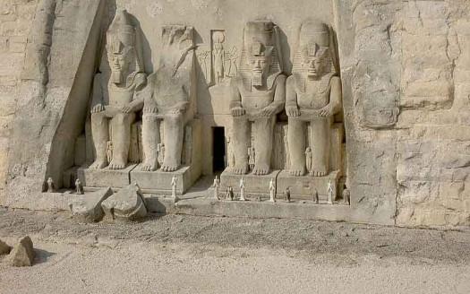 Minimundus, Abu Simbel (Egipto) - Gsst