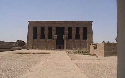 Templo de Denderah, Quena (Egipto) - Neithsabes