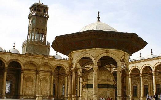 Mezquita de Alabastro, El Cairo (Egipto) - Ángel Aroca Escámez