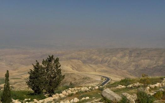Monte Nebo, Jordania - Mappo