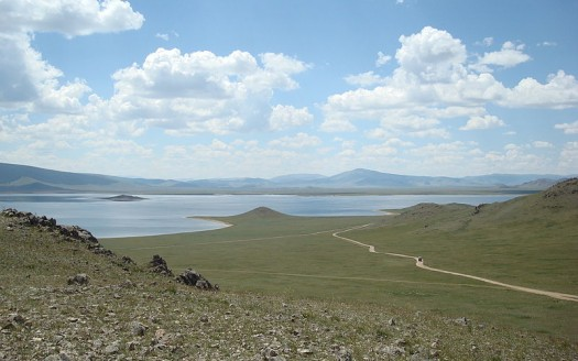 Lago Terkhiin Tsagaan, Mongolia - Arabsalam, Creative Commons Attribution-Share Alike 4.0 International license | namasteviajes.com