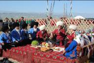 Festival Navruz, Turkmenistán   namasteviajes.com
