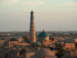 Jiva, Uzbekistán   namasteviajes.com