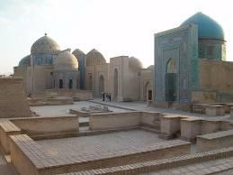 Samarcanda, Uzbekistán   namasteviajes.com