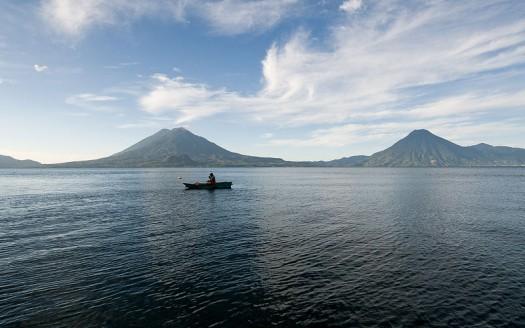 Lago de Atitlán, Guatemala - Teomancimit