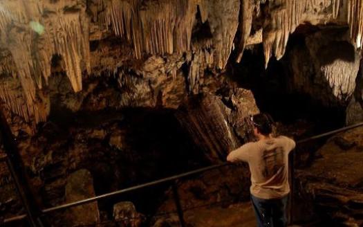 Cuevas de Candelaria, Guateamala