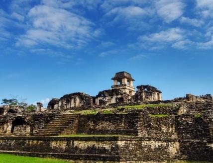 Ruinas de Palenque, México