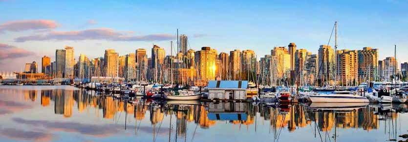 Vancouver, Columbia Británica (Canadá) | namasteviajes.com