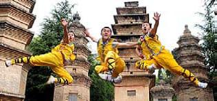 Templo Shaolin, Dengfeng (China)