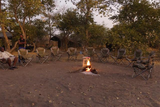 Campamento, Botswana | namasteviajes.com