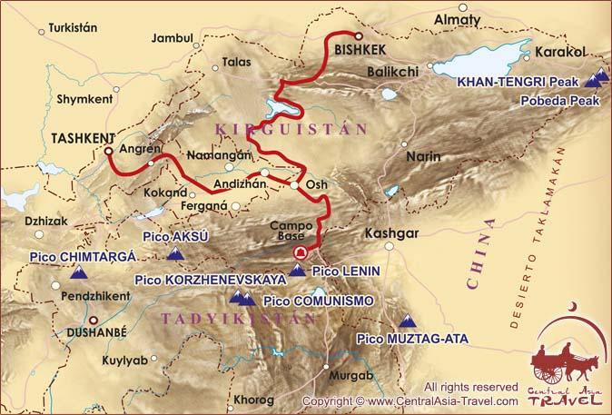 Itinerario del programa | namasteviajes.com