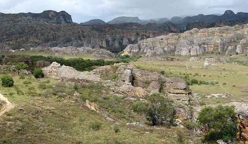 Parque Nacional del Isalo, Madagascar - Bernard Gagnon | namasteviajes.com