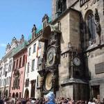 Reloj Astronómico de Praga, República Checa - Everythingandrobots | namasteviajes.com