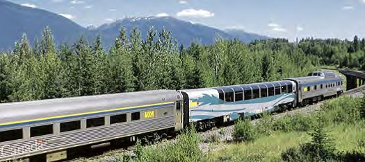 The Canadian Train, Canadá | namasteviajes.com