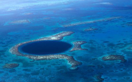 Gran agujero azul, Belice | namasteviajes.com