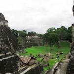 Templo del Jaguar, Parque Nacional de Tikal (Guatemala) - Bruno Girin | namasteviajes.com