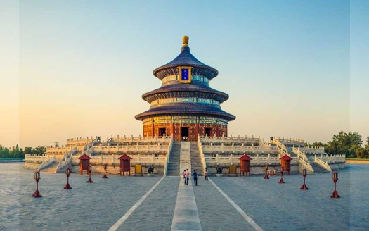 Templo del cielo, Beijing (China)- Carlos Adampol from DF México | namasteviajes.com