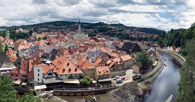 Český Krumlov, República Checa | namasteviajes.com