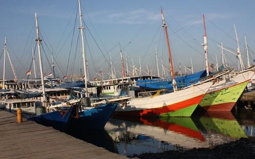 Viejo puerto de Makassar, Sulawesi (Indonesia) - Arian Zwegers | namasteviajes.com
