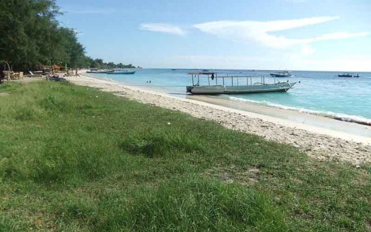 Gili Trawangan, Indonesia - Midori | namasteviajes.com