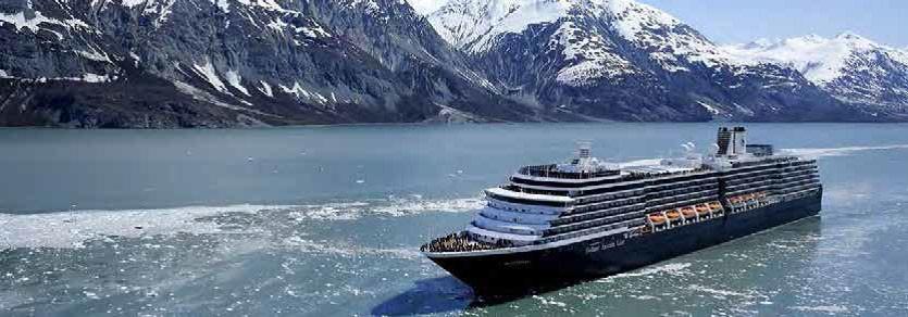 Crucero Ms Volendam Holland America | namasteviajes.com