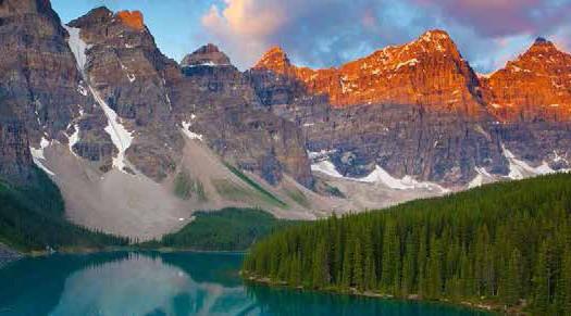 Moraine, Canadá | namasteviajes.com