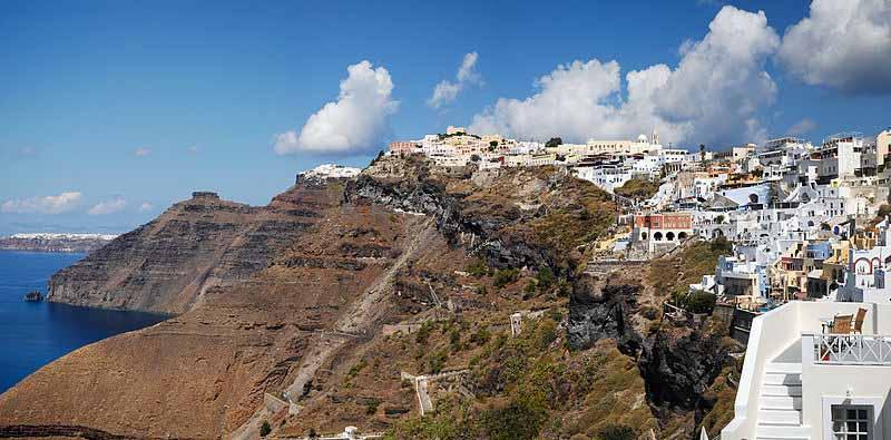 Santorini, Grecia - Mstyslav Chernov   namasteviajes.com