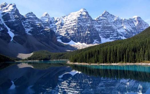 Lago Moraine, Canadá - Gorgo | namasteviajes.com