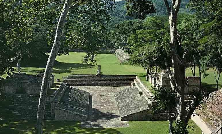 Copán, Honduras - Fuente: HJPD | namasteviajes.com