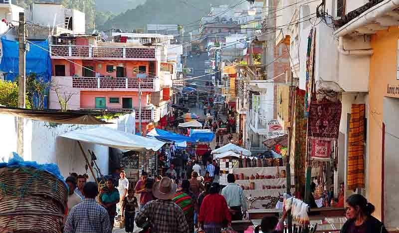 Mercado de Chichicastenango, Guatemala - Fuente: chensiyuan | namasteviajes.com