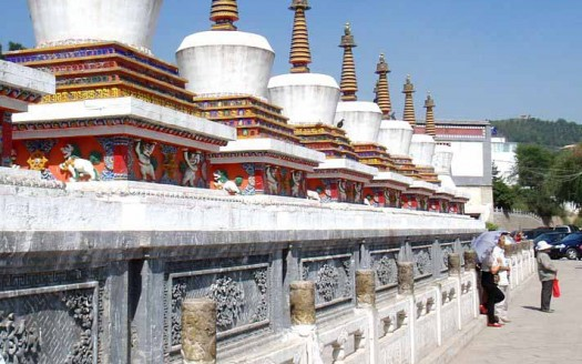 Monasterio Kumbum, Xining (China) - Raki_Man | namasteviajes.com