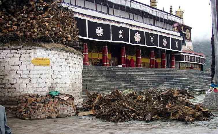 Monasterio Drepung, Lhasa (Tíbet) - Rainer Haessner | namasteviajes.com