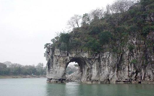 Colina de Trompa de Elefante, Guilin (China) - Yaoleilei | namasteviajes.com