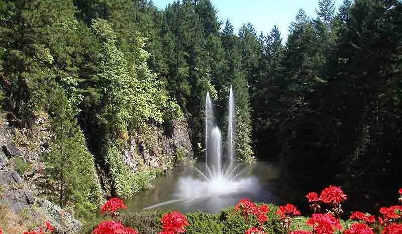 Jardines Butchart, Victoria (Canadá) - Jeff Yang | namasteviajes.com